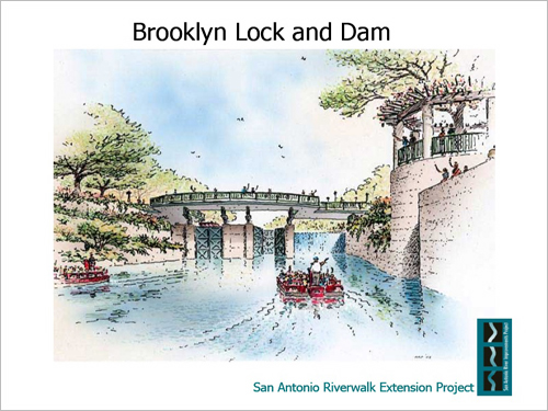 Brooklyn Lock & Dam
