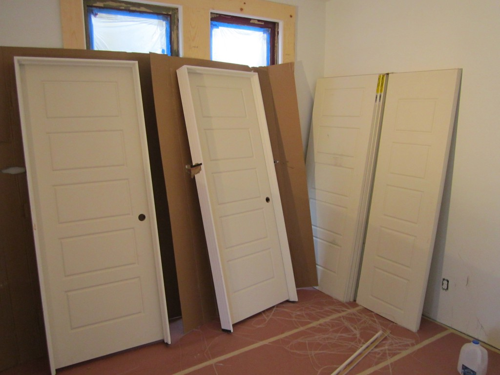 768 #1363B8  DOORS At Least Two People Are Needed For Installation. A French Door wallpaper Pre Hung Steel Doors 44751024