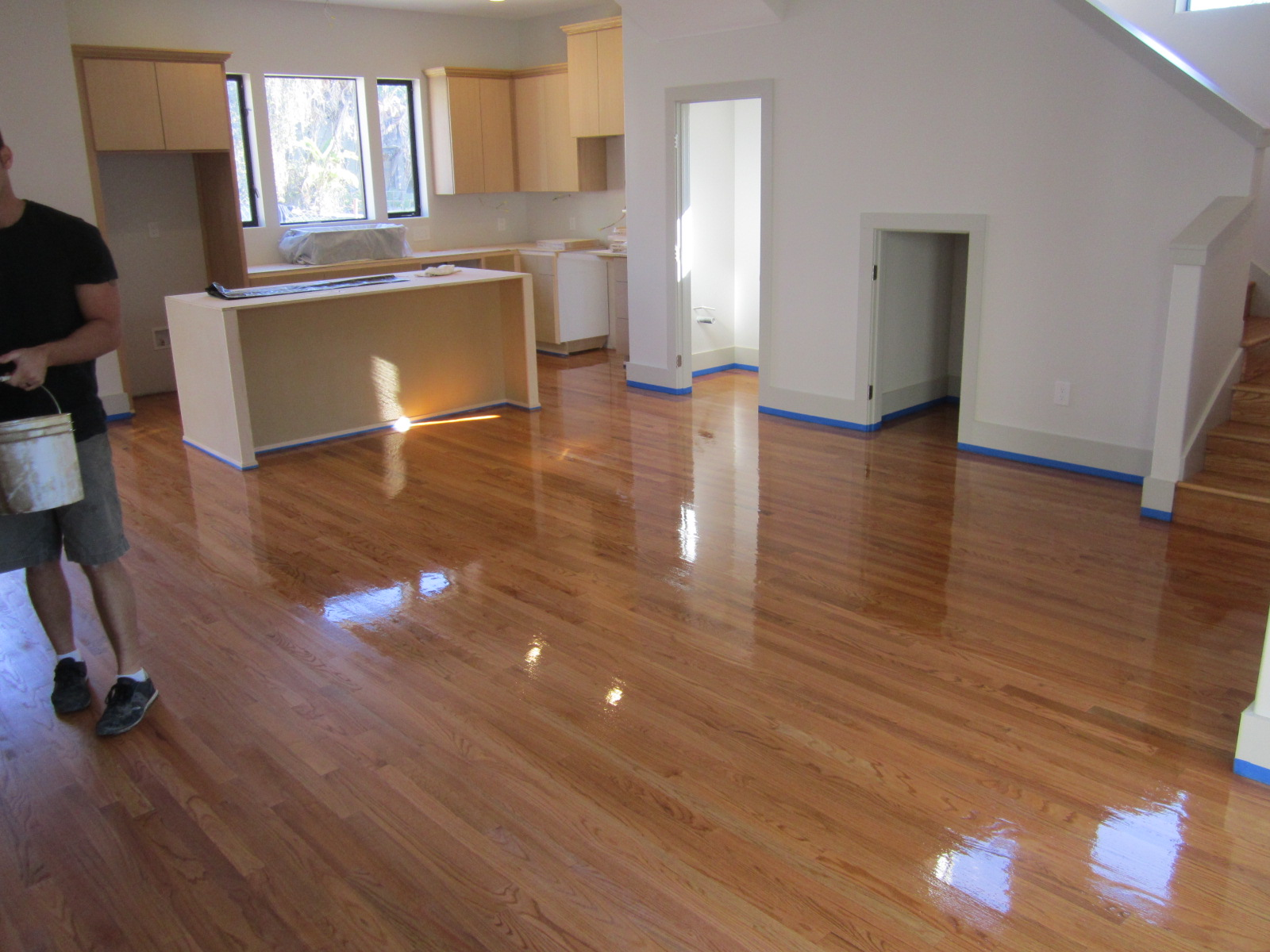Hardwood Floor Prefinished Vs Unfinished For Kitchens