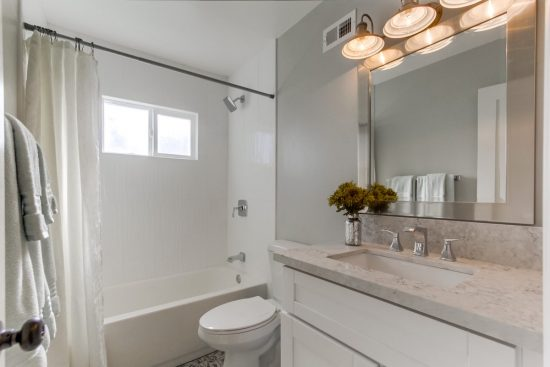 Chula Vista Bathroom remodel Gren Button Homes