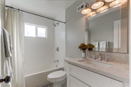 Chula Vista Bathroom remodel Gren Button Homes