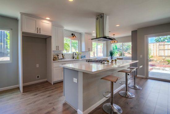 Green Button Homes kitchen