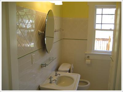 Craftsman After Bathroom