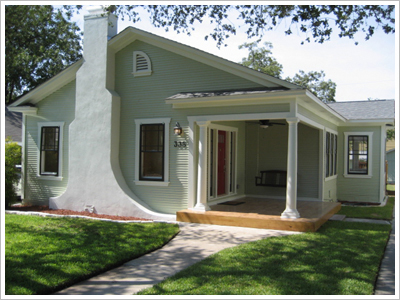 Green Button Homes remodeling