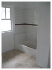 Hall Bath Tile