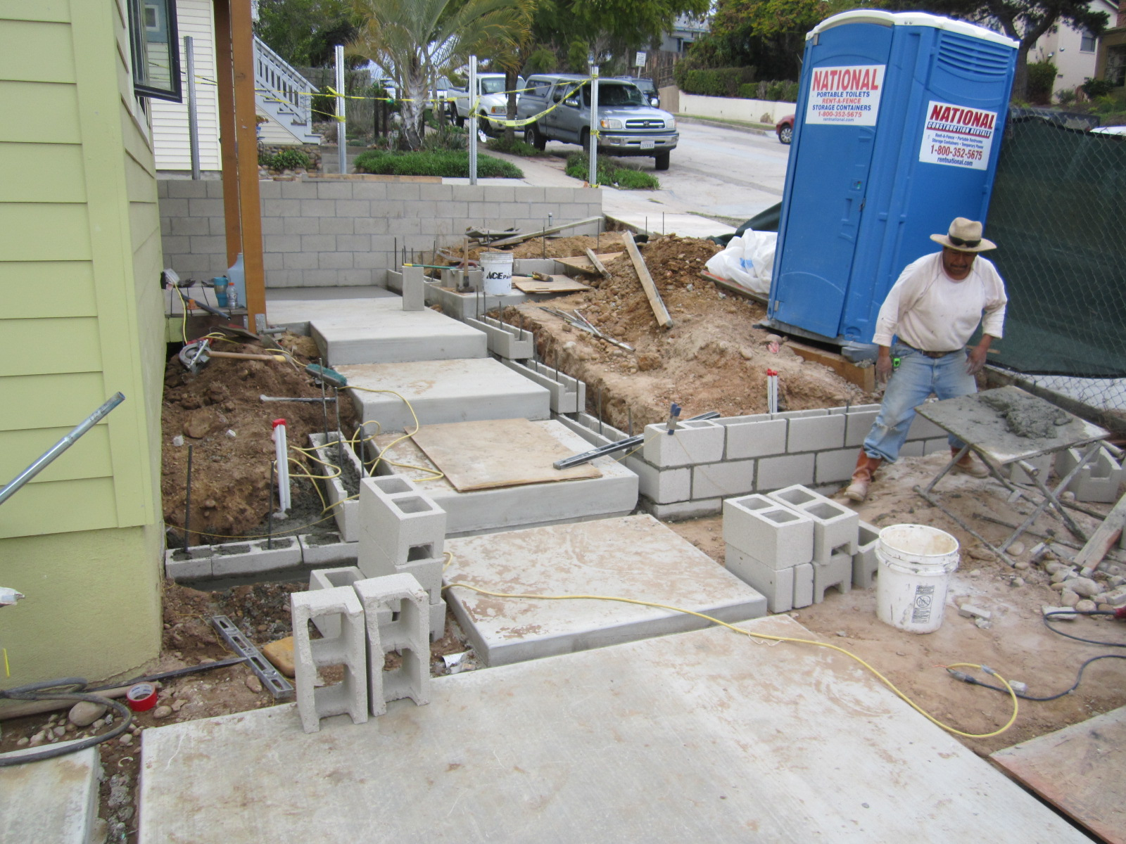 Modern Concrete and Floor Redeux
