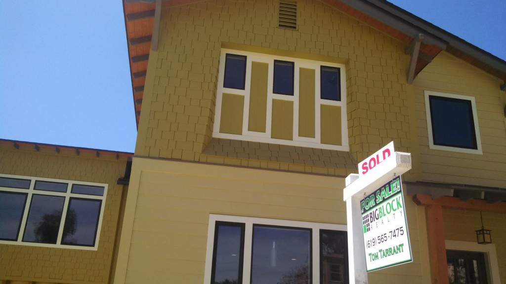 Modern Bungalow Sold $765,000