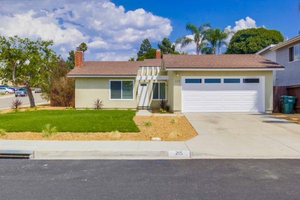 Encinitas House Flip