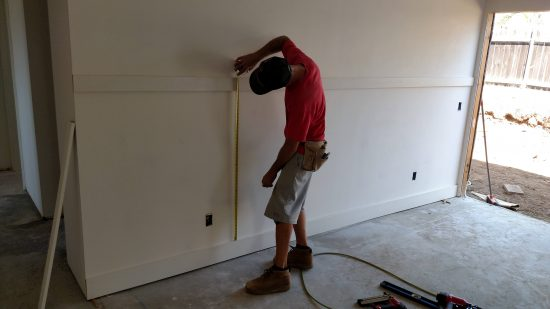 How To Install Board And Batten Trim