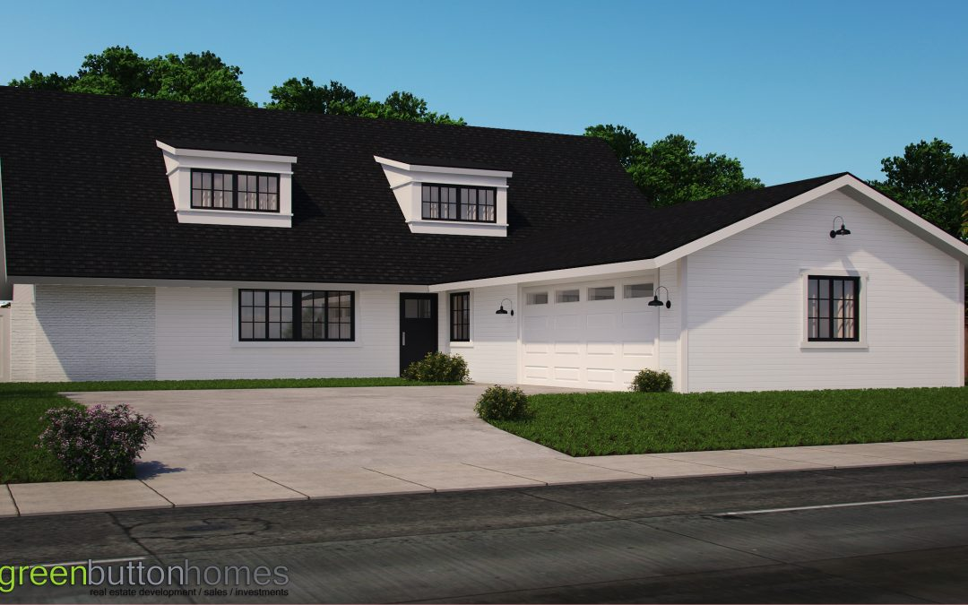 South Oceanside Modern Farmhouse Project